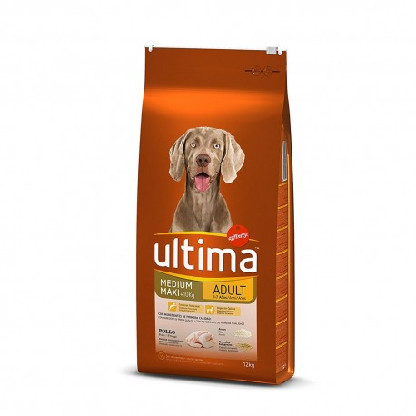 Ultima Dry Food for Medium-Maxi Dogs Adult