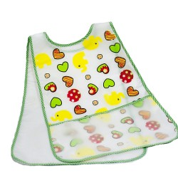 Waterproof apron preschool children
