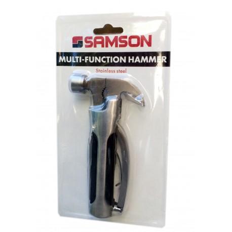 Samson Multi-Function Hammer 10 in 1 Martello multifunzione Kit di Riparazione