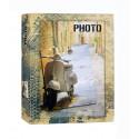 Album fotografico Vespa con 50 pagine adesive 31x32 cm.