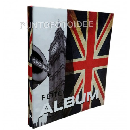 Album fotografico LONDRA