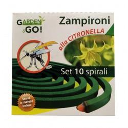Spirali Antizanzare Nooze (Conf. 10 pz.)