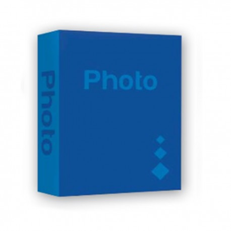 "Album fotografico ""BASIC"" a tasche 13x19 per 200 foto 13x17/13x18/13x19"