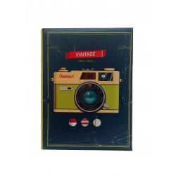 Album Fotografico a Tasche 10x15 cm. 200 Foto con Memo - Porta Foto Viaggi-Città