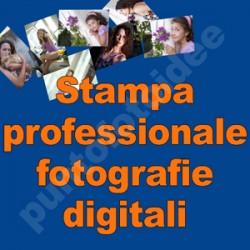 Stampa professionale 2000 foto digitali formato 13x19 cm. - carta fotografica lucida