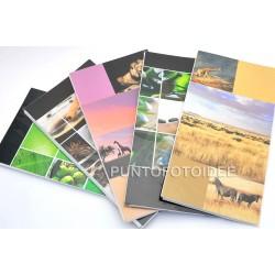 Album fotografico portafoto a tasche 10X15 - 96 foto - Copertina morbida - 1 pz.