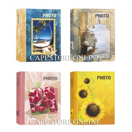 """Album fotografico """"CARTA"""" 300 foto a tasche 11x16 per foto 11x16/10x15/10x13 con memo"""