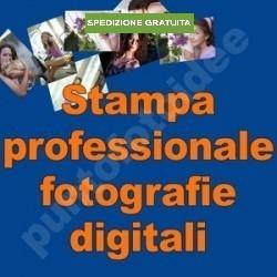 Stampa fotografica digitale 10x15 cm.