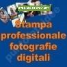 750 Stampe fotografiche 10x15 cm.
