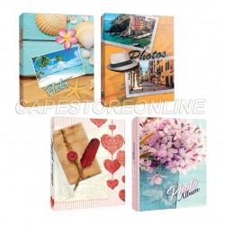 """Album fotografico """"Carta New"""" 200 foto con memo a tasche 13x19 per foto 13x17/13x18/13x19"""