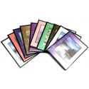 100 Mini Portafoto personalizzabili a tasche formato 10x15 cm. 40 foto cad.