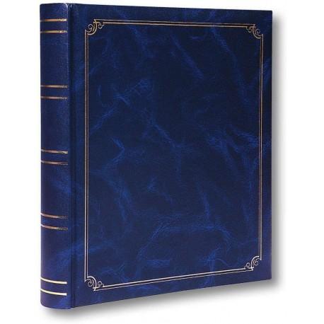 Album Fotografico Classico a tasche - Raccoglitore fotografico portafoto - Blu