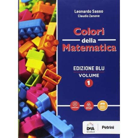 Colori della matematica. Quaderno. Ediz. blu. Per i Licei scientifici. Con e-book. Con espansione online: 1 (Italiano)