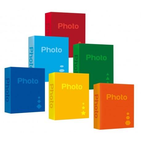 Album Basic Slip-In 200 foto, 13 x 19 cm, 1 pezzo, modelli assortiti