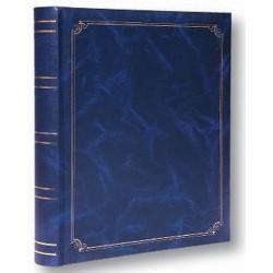 Foto Album classico in ecopelle a foglio libero, 29x31 cm. 100 pagine