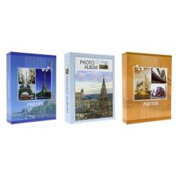 Album Fotografico Viaggi 100 foto a tasche 10x15 - Portafoto Travel - 1 pz.