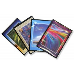 50 Album fotografici personalizzabili a tasche per 400 foto formato 10x15 cm.