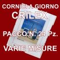 Cornici a giorno IN CRILEX - PACCO da 24 Pz. - Portafoto in Plessiglass