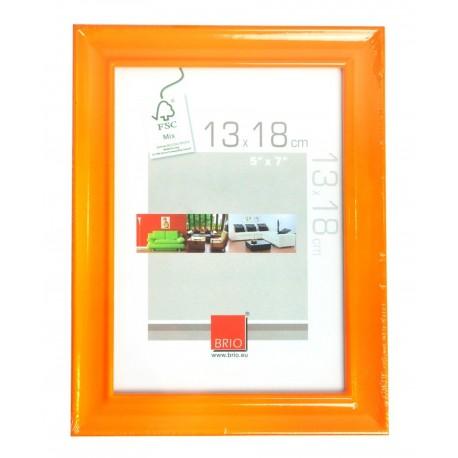 Cornice in legno e vetro 13x18 BRIO da Tavolo e Parete