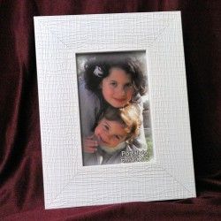 Portafoto da Tavolo cm. 10x15 Bianco