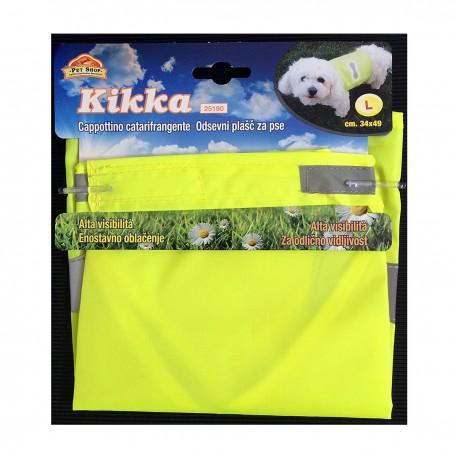 Cappottino Kikka Catarifrangente per cane