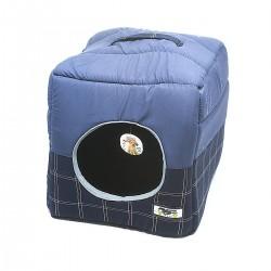 Cuccia casetta igloo NUMBELL pieghevole per cani e gatti