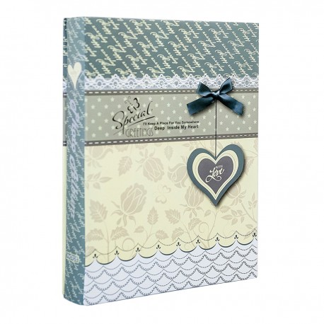 Album Fotografico Special Greetings a Tasche 13x18