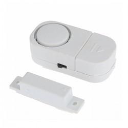 Kit mini sistema allarme antifurto per porte, finestre - 1 pz.