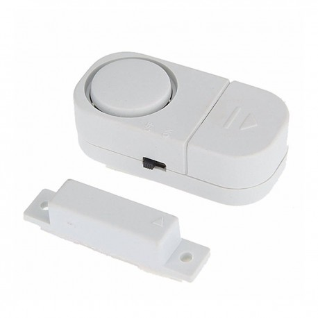 Kit Mini Sistema Allarme Sensore Magnetico
