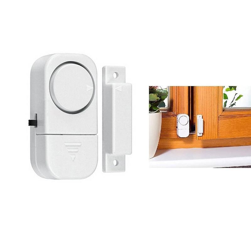 Kit mini sistema allarme impianto antifurto - Sistema allarme casa ...
