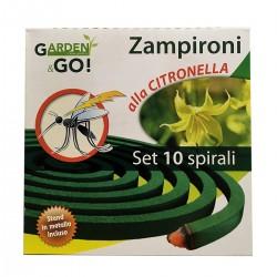 Zampironi Antizanzara Conf. 10 Pz.