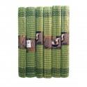 Set 6 Tovagliette Americana in Bamboo