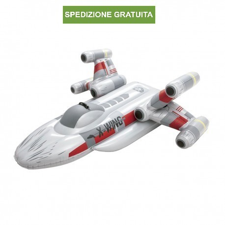 Gonfiabile Navicella X- Fighter Star Wars Bestway