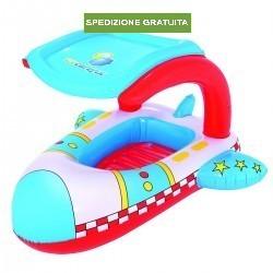 Piscina galleggiante con protezione dai raggi UV Bestway