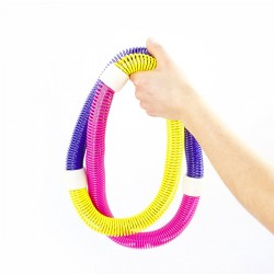 Morbido Hula Hoop Stretchable molla dimagrante