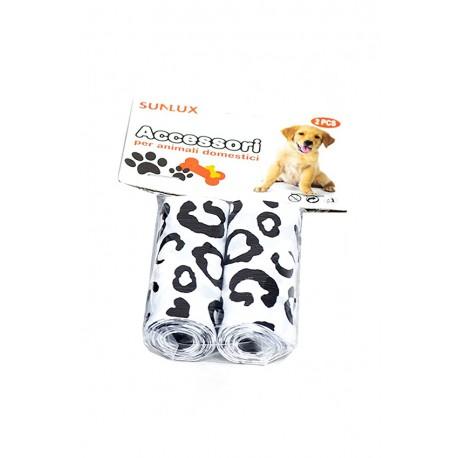 Sacchetti igienici per cani - 30 pz.