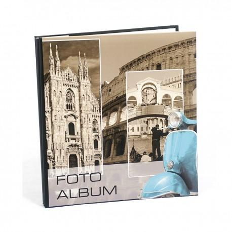 """Album Fotografico """"Vespa Italia"""" Porta Foto a Foglio Adesivo"""
