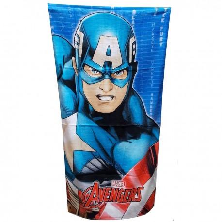 Avengers beach towel Captain America