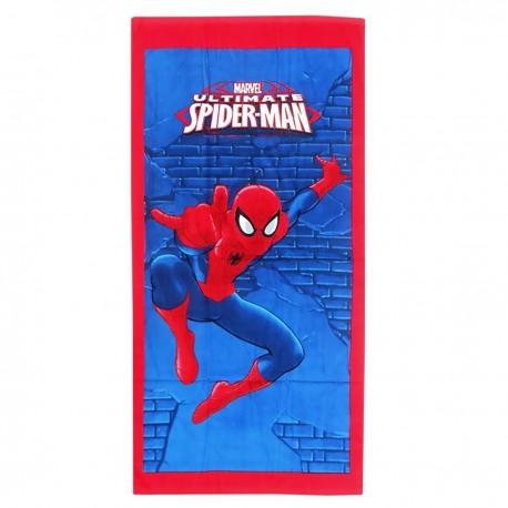 пляжное полотенце spiderman