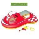 Bestway Acquascooter Wave Attack Rider con pistola ad acqua per bambini