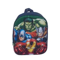 Marvel AVENGERS 3D School Backpack