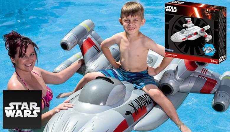 Inflatable boat Star Wars Bestway