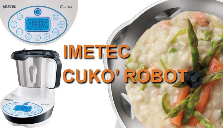 Imetec Cukò Robot da cucina